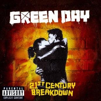 green day 21st cencvr
