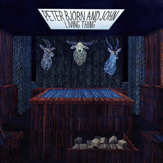 peter bjorn and john living things