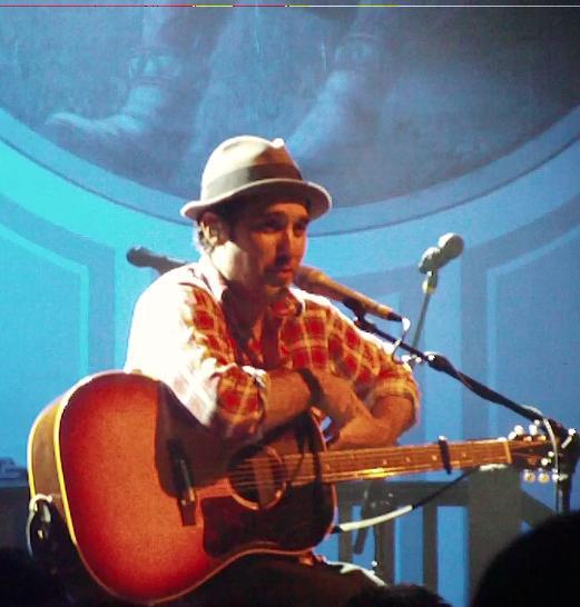 at Crystall Ballroom, Portland Oregon Nov 08