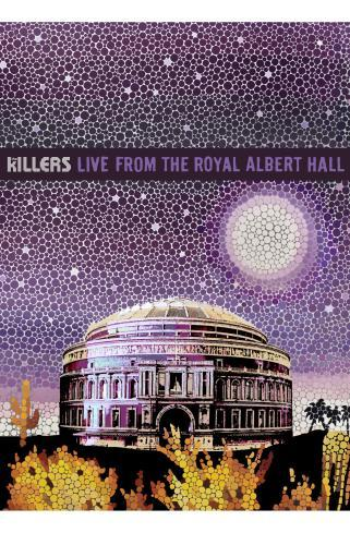 killers live album art